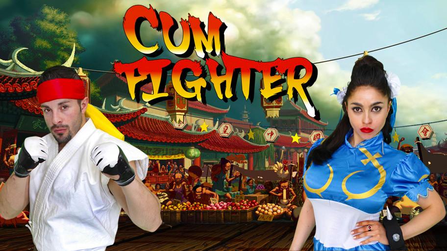 Cum Fighter, Fuck!