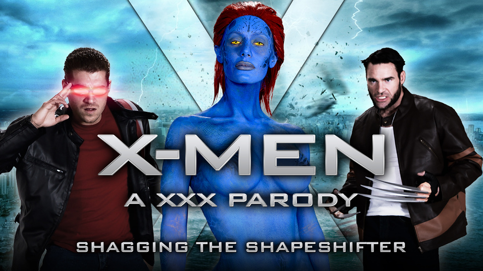 XXX-Men: Shagging the Shapeshifter XXX Parody